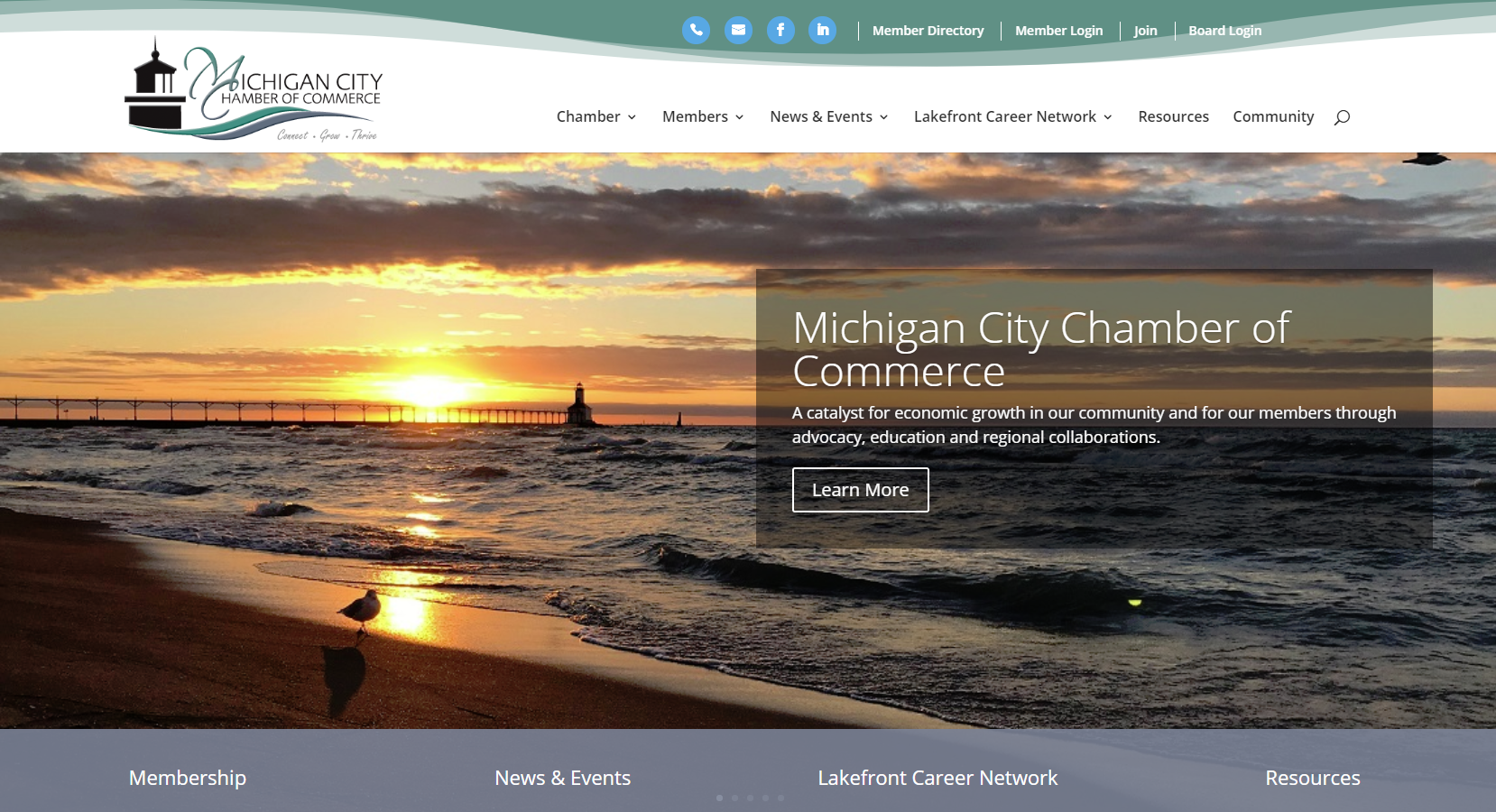 MichiganCityWebsite